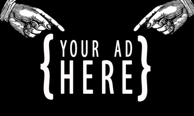how to add advertisement to your website