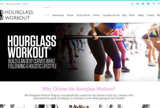 hourglass-workout